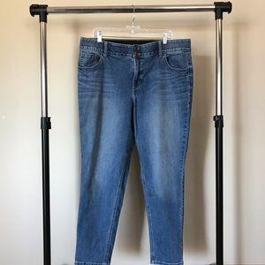 Lane Bryant Women's Size 20 Lt Wash Skinny Jeans